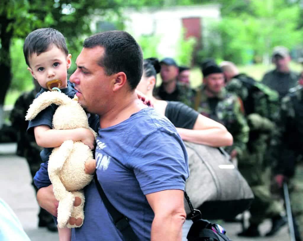 Юридическая помощь переселенцам из зоны АТО в Киеве